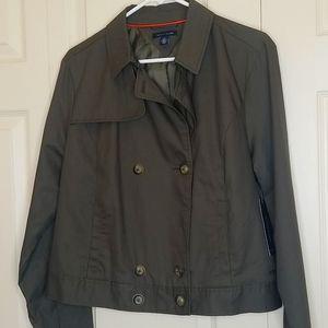 TOMMY HILFIGER Green Jacket NWT